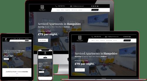 web site designe internet sitesi yapımı
